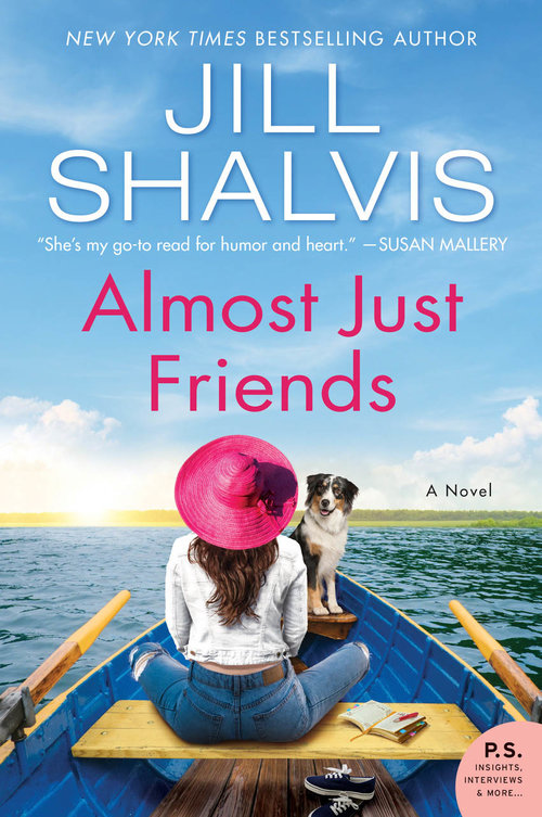 Novel: Almost Just Friends