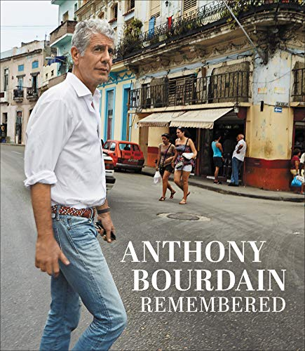 Book: Anthony Bourdain Remembered