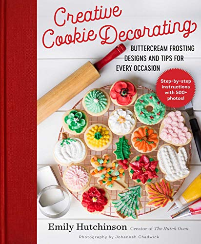 Book: Creative Cookie Decorating