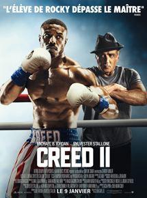 DVD : Creed II