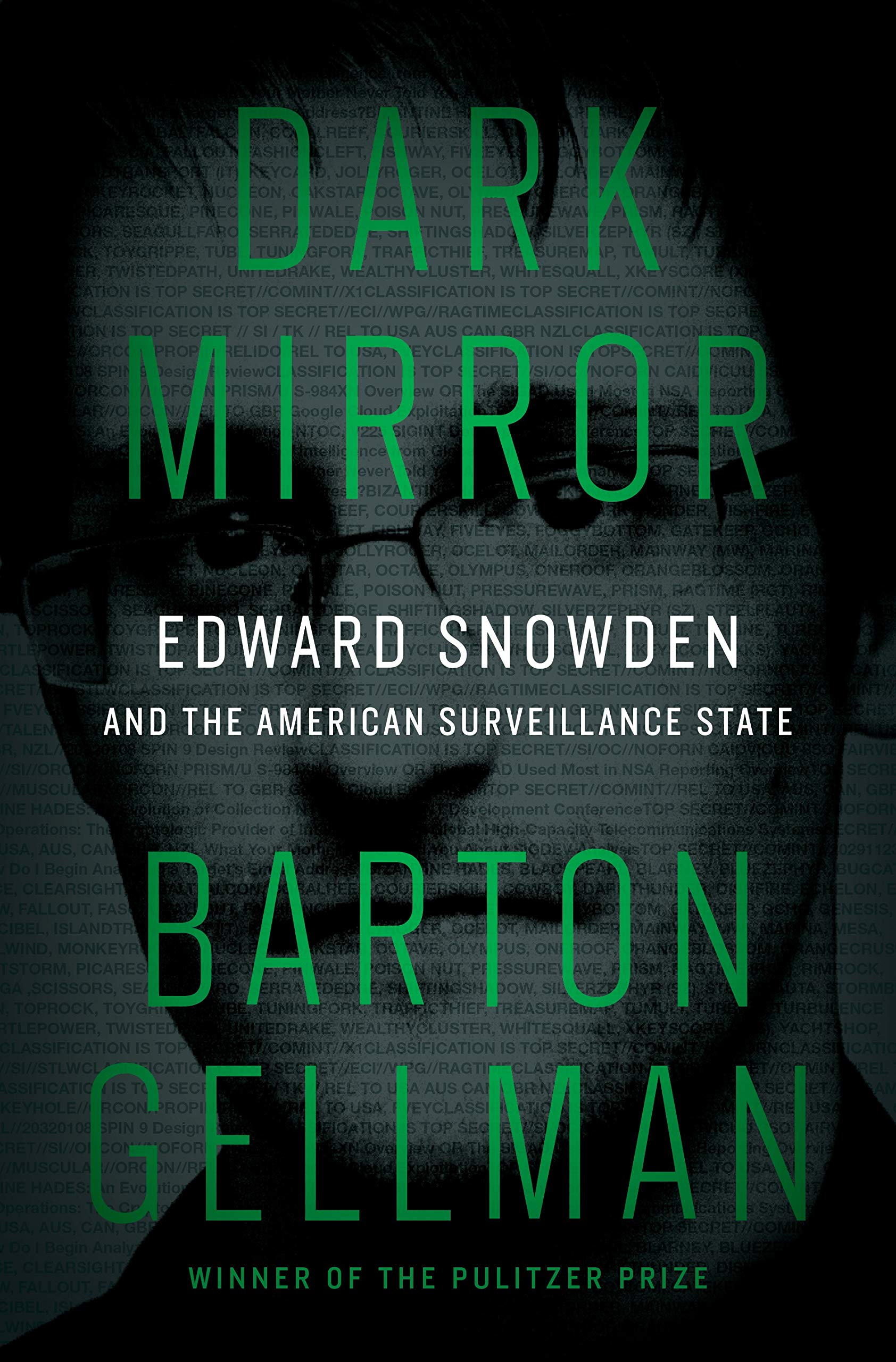 Book: Dark Mirror