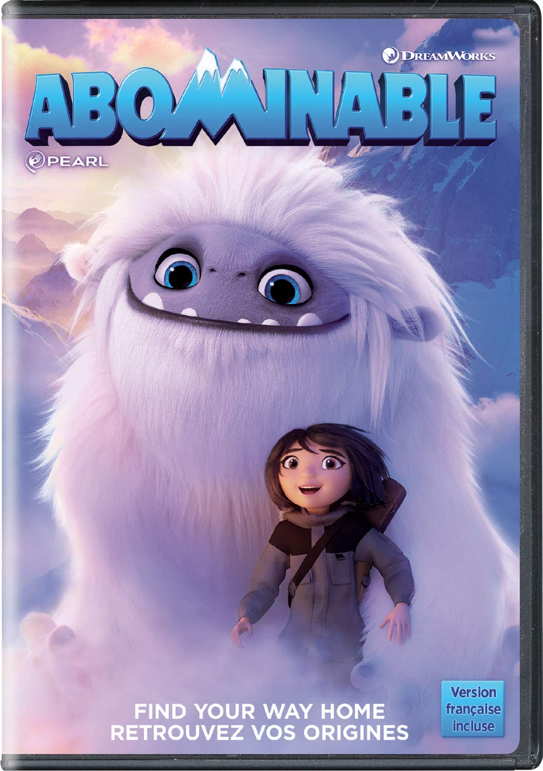 DVD: Abominable