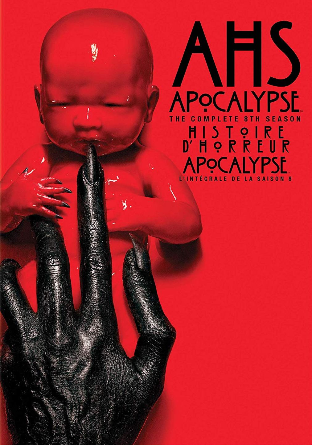 DVD: American Horror Story: Apocalypse