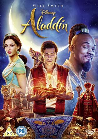DVD: Aladdin