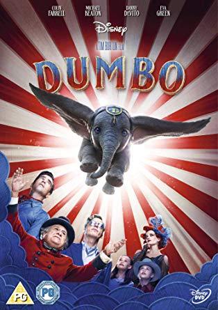 DVD: Dumbo