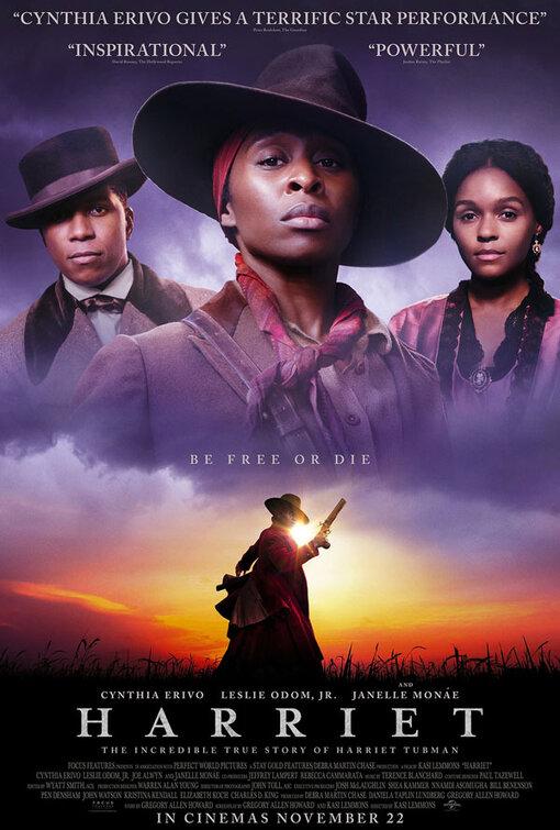 DVD : Harriet