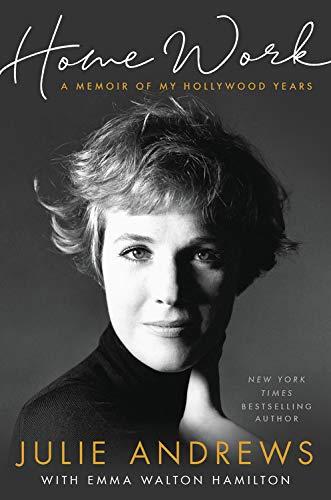 Book: Julie Andrews: A Memoir of My Hollywood Years