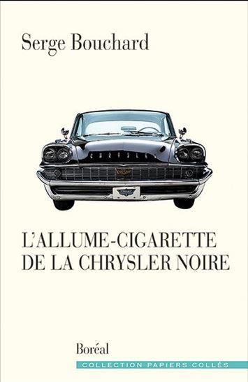 Livre : L'allume-cigarette de la Chrysler noire