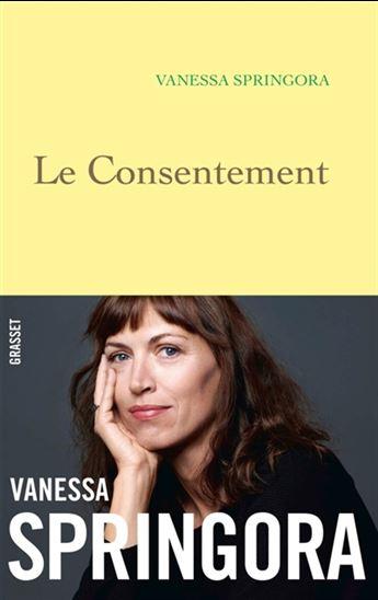Livre : Le consentement