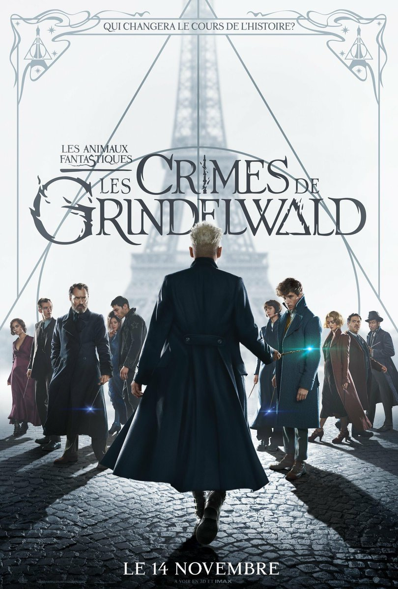 DVD : Les crimes de Grindelwald