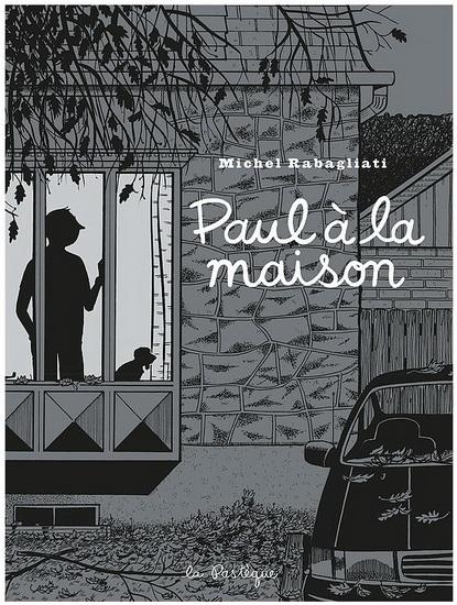 Livre : Paul à la maison