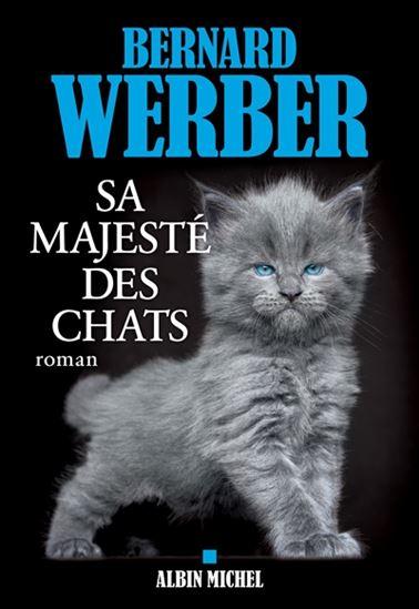 Roman : Sa majesté des chats