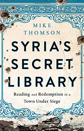 Book: Syria's Secret Library