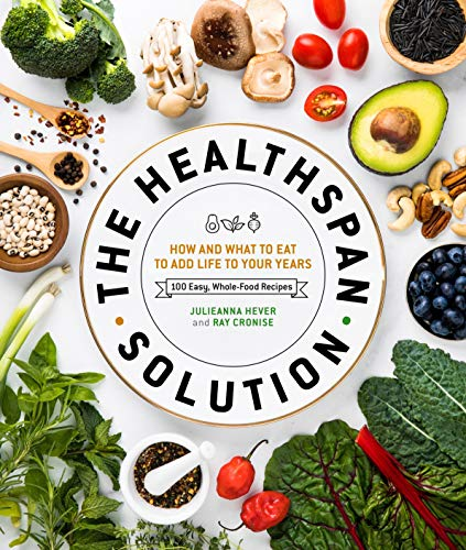 Book:The Healthspan Solution
