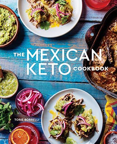 Book: The Mexican Keto Cookbook