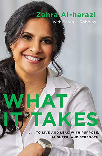 Book: What It Takes to Live and Lead with Purpose, Laughter, and Strength