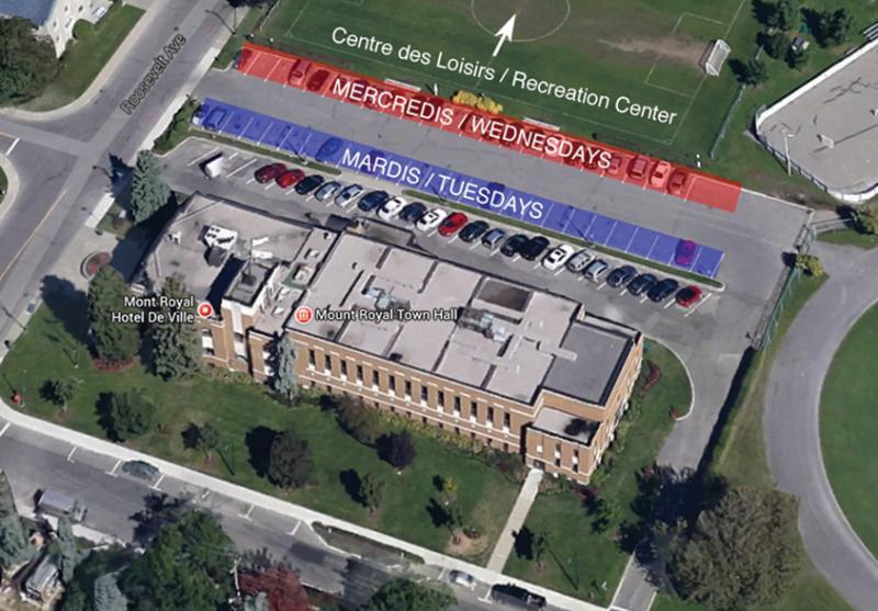 Ville Montréal Qc Ca Payer Constat >> Stationnement Une Cite Jardin