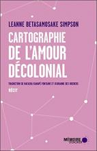 Livre : Cartographie de l'amour décolonial