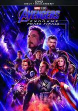 DVD: Avengers: Endgame