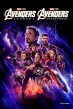 DVD : Avengers : phase finale