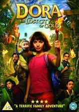 DVD: Dora and the Lost City of Gold