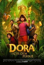 DVD : Dora et la cité d'or perdue