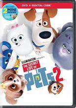 DVD: The Secret Life of Pets 2
