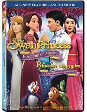 DVD : La princesse des cygnes : le royaume de la musique