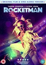 DVD: Rocketman