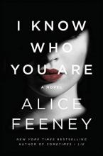 Novel: I Know Who You Are