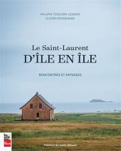 Livre : Le Saint-Laurent d'île en île