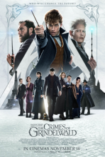 DVD: The Crimes of Grindelwald (Fantastic Beasts)