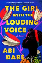 Novel: The Girl with the Louding Voice