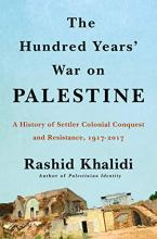 Book: The Hundred Years' War on Palestine